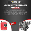 20L V-TUF  HEAVY DUTY DEGREASER